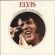 Click here for more info about 'Elvis Presley - A Legendary Performer Volume 1 + booklet'