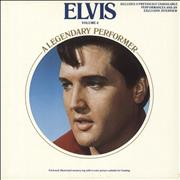 Click here for more info about 'Elvis Presley - A Legendary Performer Volume 4'