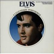 Elvis Presley A Legendary Performer Volume 4 Germany vinyl LP