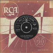 "Elvis Presley A Little Less Conversation UK 7"" vinyl"