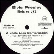 "Elvis Presley A Little Less Conversation USA 12"" vinyl"