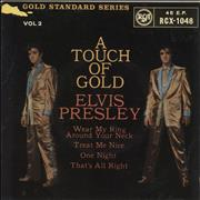 Click here for more info about 'Elvis Presley - A Touch Of Gold Vol. 2 - 3rd'