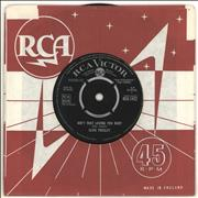 Click here for more info about 'Elvis Presley - Ain't That Loving You Baby'