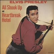 Click here for more info about 'Elvis Presley - All Shook Up - 4prong'