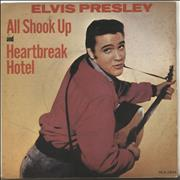 Click here for more info about 'Elvis Presley - All Shook Up - EX'