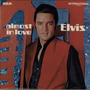 Click here for more info about 'Elvis Presley - Almost In Love'