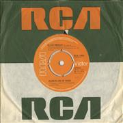 Click here for more info about 'Elvis Presley - Always On My Mind - 4pr'