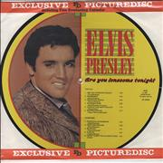 Click here for more info about 'Elvis Presley - Are You Lonesome Tonight'