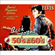 Click here for more info about 'Elvis Presley - Back To The 50's & 60's - Special Promotion Edition'
