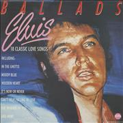 Click here for more info about 'Elvis Presley - Ballads'