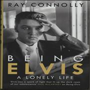Click here for more info about 'Being Elvis: A Lonely Life'