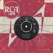 Click here for more info about 'Blue Christmas - RCA Victor'