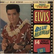 Click here for more info about 'Elvis Presley - Blue Hawaii - 1st'