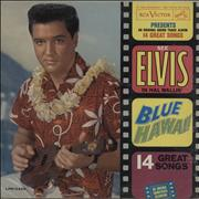 Click here for more info about 'Elvis Presley - Blue Hawaii - 2nd - shrink'