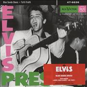 Click here for more info about 'Elvis Presley - Blue Suede Shoes'