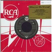 Click here for more info about 'Elvis Presley - Bossa Nova Baby (Viva Elvis) - Green Vinyl + Numbered Sleeve'