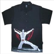 Click here for more info about 'Elvis Presley - Burning Love - XL Club Shirt'