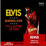 Click here for more info about 'Elvis Presley - Burning Love'