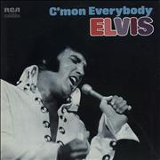 Click here for more info about 'Elvis Presley - C'Mon Everybody'