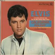 Click here for more info about 'Elvis Presley - California Holiday - 1st'