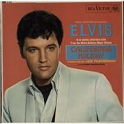 Elvis Presley California Holiday - Stereo - Red Spot UK vinyl LP
