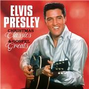 Elvis Presley Christmas Classics & Gospel Greats - 180 Gram Silver Vinyl - Sealed UK vinyl LP