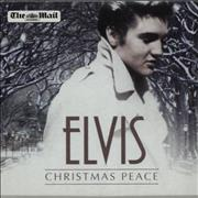 Click here for more info about 'Elvis Presley - Christmas Peace - The Mail On Sunday'