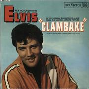 Click here for more info about 'Elvis Presley - Clambake - Red Spot'