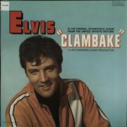 Click here for more info about 'Elvis Presley - Clambake'