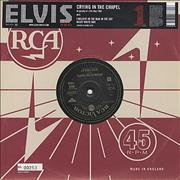 Click here for more info about 'Elvis Presley - Crying In The Chapel [Numbered]'