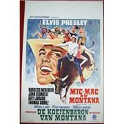 Click here for more info about 'Elvis Presley - De Koeienbaron Van Montana - Stay Away'