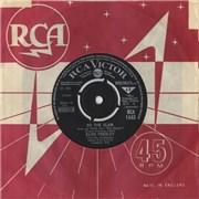 "Elvis Presley Do The Clam UK 7"" vinyl"