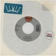 "Elvis Presley Don't Be Cruel / Ain't That Loving You Baby USA 7"" vinyl"