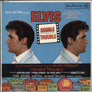 Click here for more info about 'Elvis Presley - Double Trouble - Stereo - Red Spot'