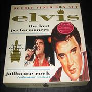 Click here for more info about 'Elvis Presley - Double Video Box Set'