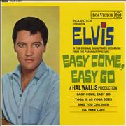 Click here for more info about 'Elvis Presley - Easy Come Easy Go'