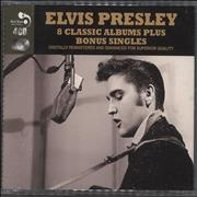 Click here for more info about 'Elvis Presley - Eight Classic Albums Plus Bonus Singles - Jewel Case'