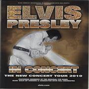 Click here for more info about 'Elvis : In Concert 2010 Tour'