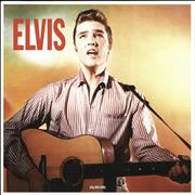 Click here for more info about 'Elvis Presley - Elvis - 180gm - Red'