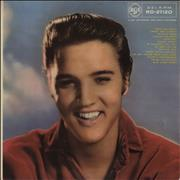 Click here for more info about 'Elvis Presley - Elvis - 1st/2nd Transitional - VG'