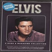 Click here for more info about 'Elvis Presley - Elvis - 4 DVD & Magazine Collection'