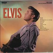 Click here for more info about 'Elvis Presley - Elvis - 70s Issue'