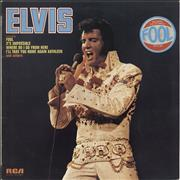 Click here for more info about 'Elvis Presley - Elvis - Hype Stickered Sleeve'