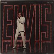 Elvis Presley Elvis - TV Special UK vinyl LP