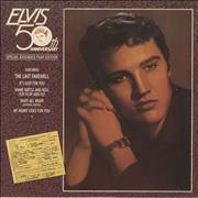 Click here for more info about 'Elvis Presley - Elvis 50th Anniversary EP'