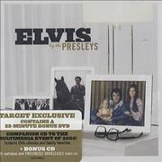 Click here for more info about 'Elvis Presley - Elvis By The Presleys + Target DVD'