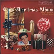 Click here for more info about 'Elvis Presley - Elvis' Christmas Album - Green Vinyl - Sealed'