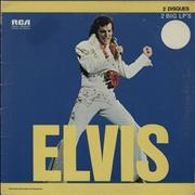 Click here for more info about 'Elvis Commemorative Album - Gold vinyl'