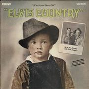 Click here for more info about 'Elvis Presley - Elvis Country + print & matt sleeve'