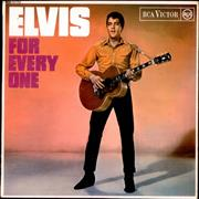 Click here for more info about 'Elvis Presley - Elvis For Everyone - Red Spot - EX'